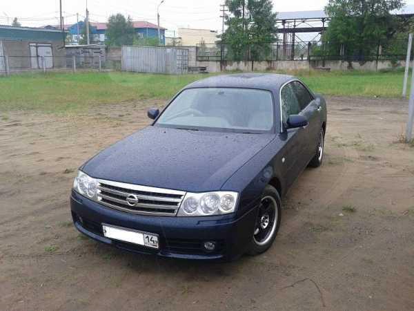 Nissan Gloria, 2004 год, 500 000 руб.