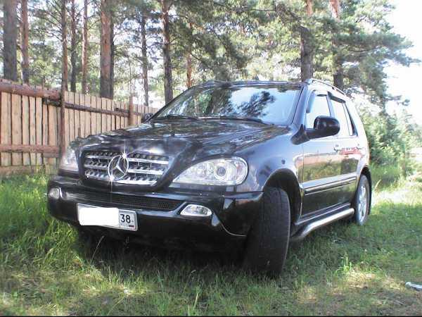 Mercedes-Benz M-Class, 2000 год, 700 000 руб.