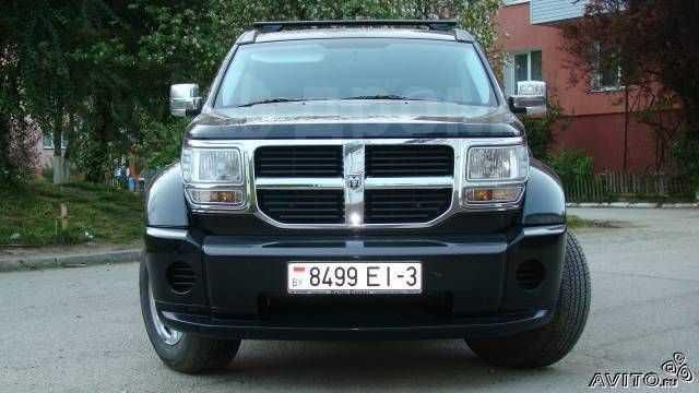 Dodge Nitro, 2007 год, 720 000 руб.