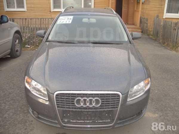 Audi A4, 2006 год, 540 000 руб.