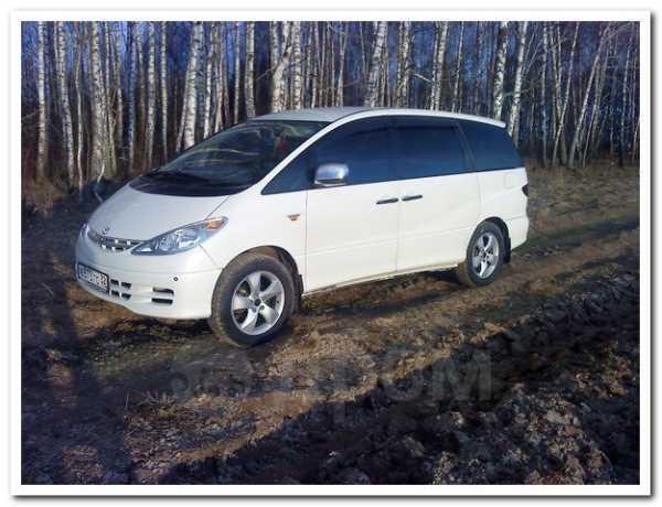 Toyota Estima, 2000 год, 480 000 руб.
