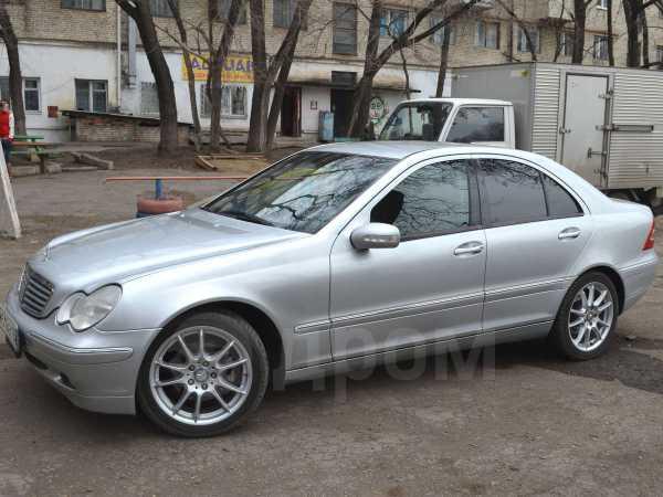 Mercedes-Benz C-Class, 2002 год, 530 000 руб.