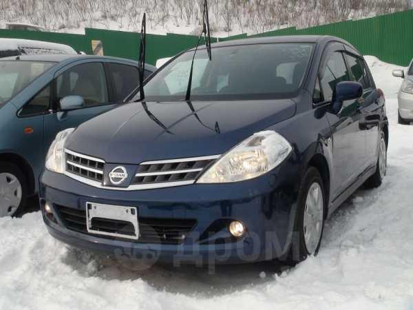 Nissan Tiida, 2009 год, 369 000 руб.