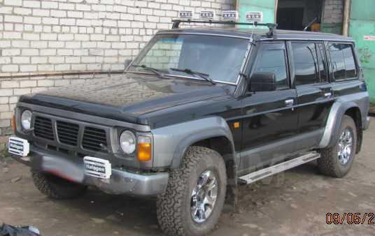 Nissan Patrol, 1995 год, 650 000 руб.