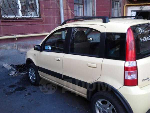 Fiat Panda, 2008 год, 370 000 руб.