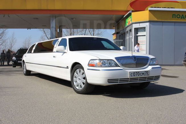 Lincoln Town Car, 2006 год, 620 000 руб.
