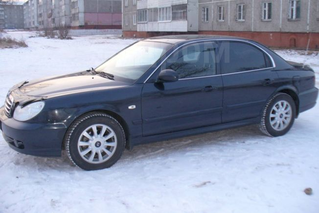Hyundai Sonata, 2004 год, 360 000 руб.