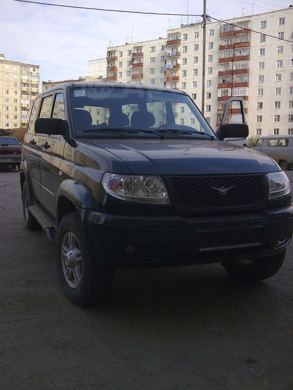 УАЗ Патриот, 2010 год, 750 000 руб.