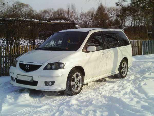 Mazda MPV, 2003 год, 370 000 руб.