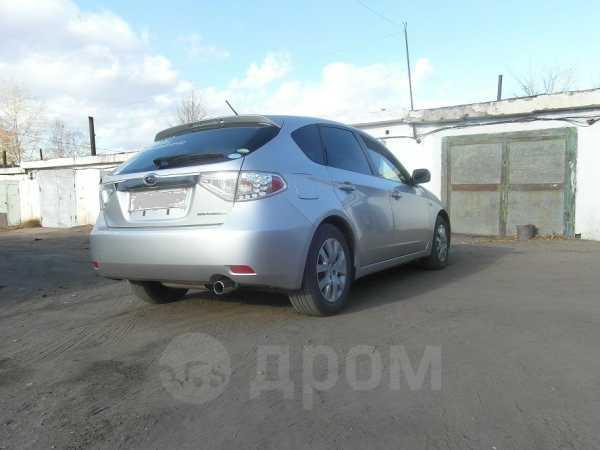 Subaru Impreza, 2009 год, 550 000 руб.