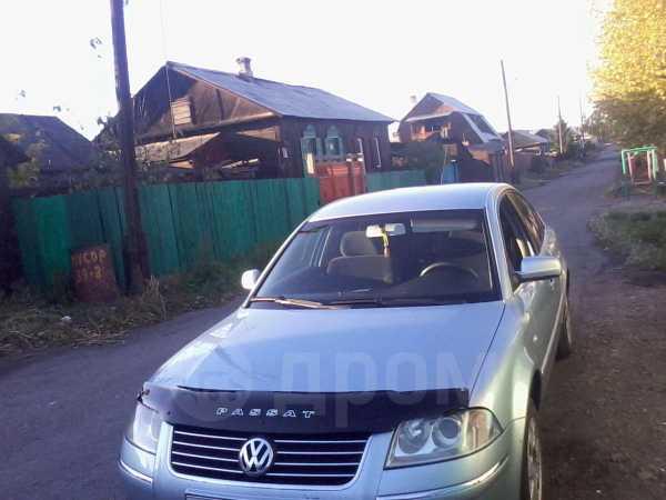 Volkswagen Passat, 2002 год, 385 000 руб.