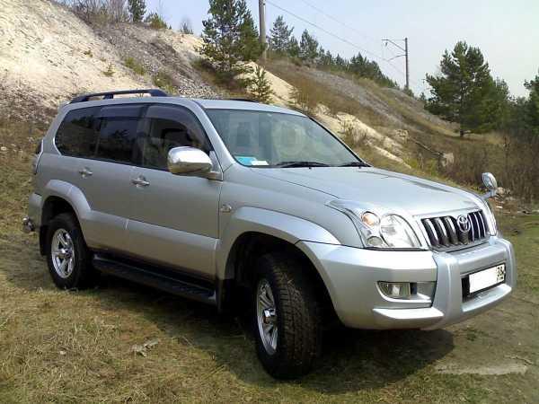 Toyota Land Cruiser Prado, 2003 год, 1 584 738 руб.
