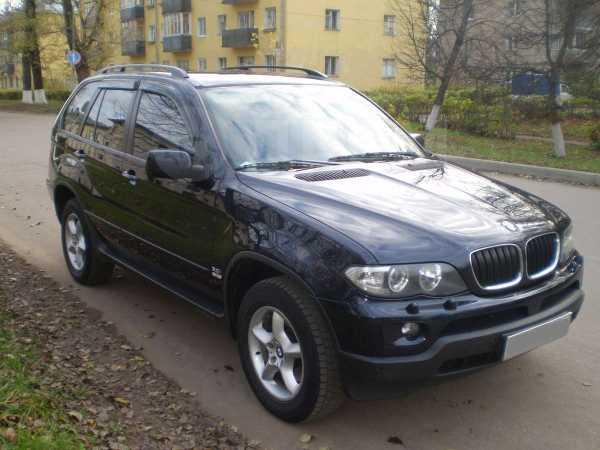 BMW X5, 2005 год, 970 000 руб.