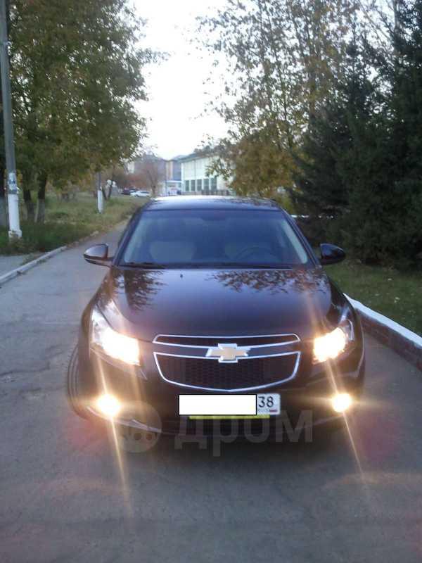 Chevrolet Cruze, 2011 год, 515 000 руб.
