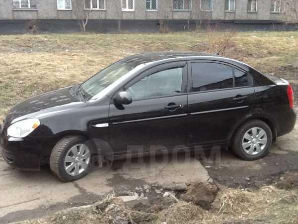 Hyundai Verna, 2007 год, 325 000 руб.