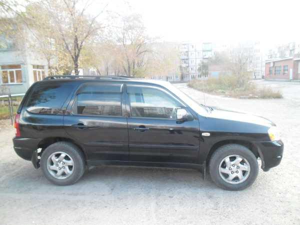 Mazda Tribute, 2002 год, 399 000 руб.