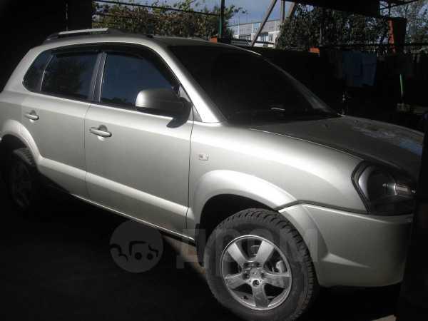 Hyundai Tucson, 2007 год, 615 000 руб.