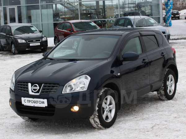 Nissan Qashqai, 2008 год, 598 000 руб.