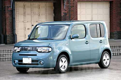 Nissan Cube, 2008 год, 379 000 руб.