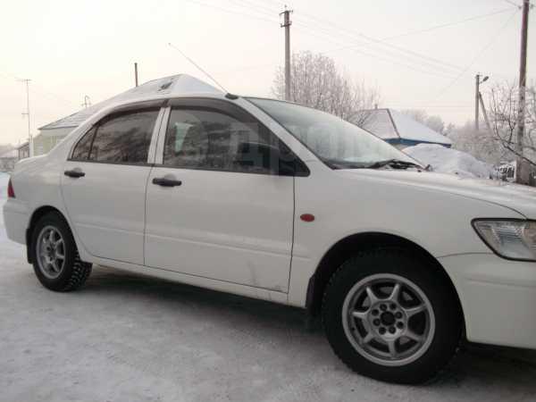 Mitsubishi Lancer Cedia, 2002 год, 235 000 руб.