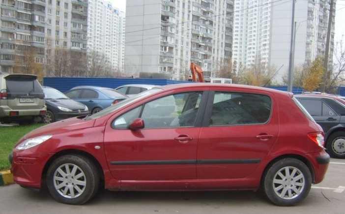 Peugeot 307, 2006 год, 300 000 руб.