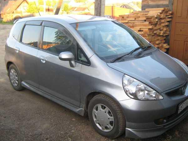 Honda Fit, 2005 год, 290 000 руб.