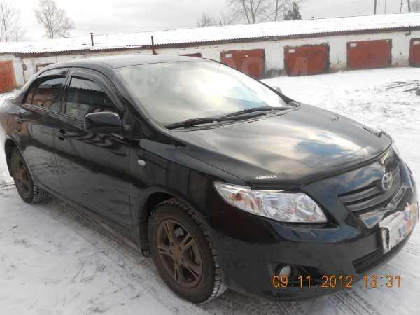 Toyota Corolla, 2008 год, 605 000 руб.