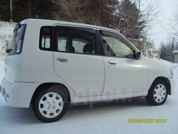 Nissan Cube, 1999 год, 185 000 руб.