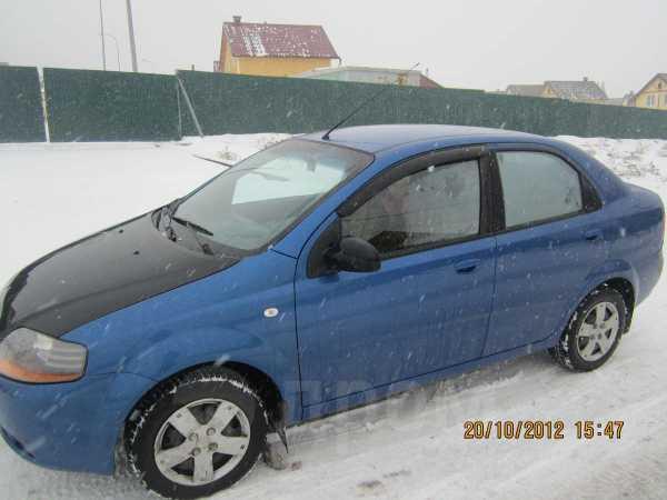 Chevrolet Aveo, 2006 год, 285 000 руб.