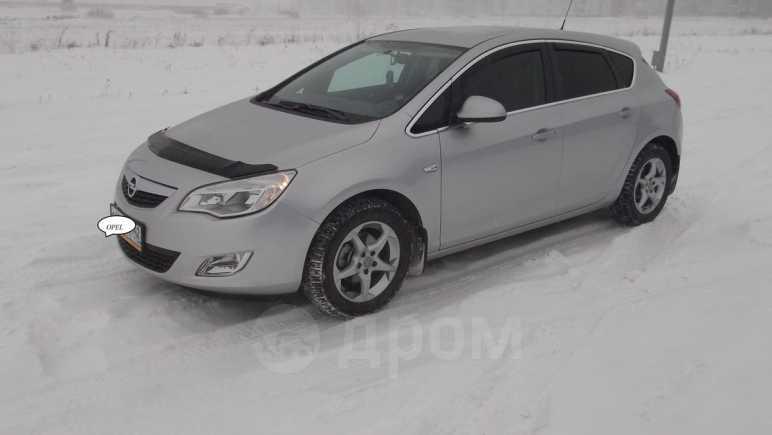 Opel Astra, 2011 год, 660 000 руб.
