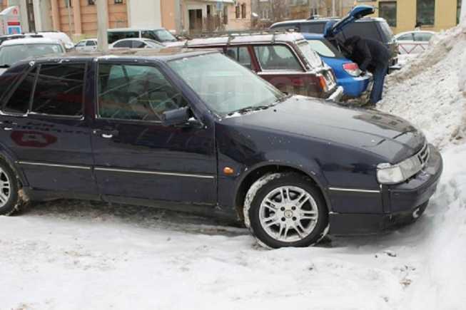 Saab 9000, 1995 год, 159 000 руб.