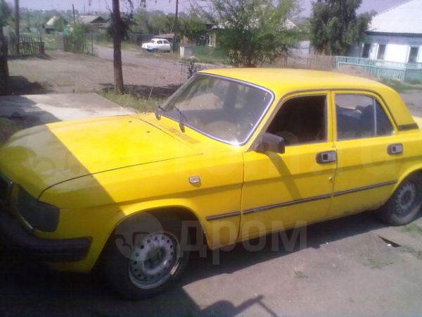 ГАЗ 3110 Волга, 1998 год, 43 000 руб.