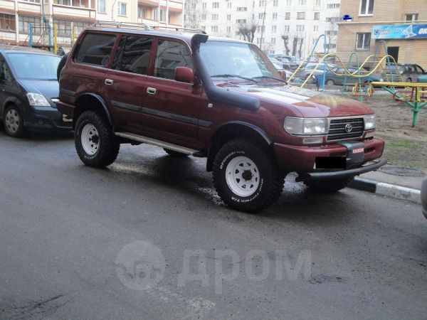 Toyota Land Cruiser, 1995 год, 860 000 руб.