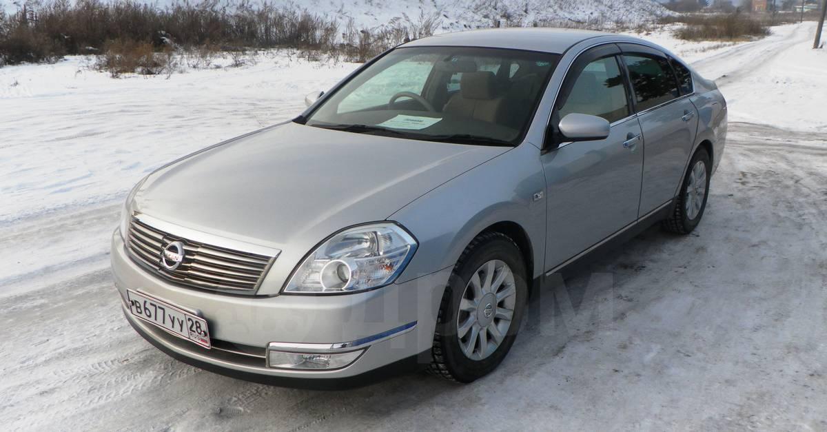 Продажа автомобиля Ниссан Теана 2008 год в Благовещенске, Амурская ZD110