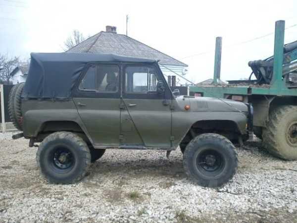 УАЗ 469, 1987 год, 220 000 руб.