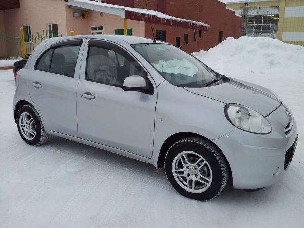 Nissan March, 2010 год, 440 000 руб.