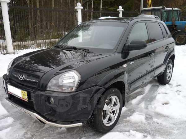 Hyundai Tucson, 2007 год, 605 000 руб.
