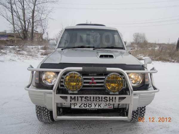 Mitsubishi Pajero, 1995 год, 460 000 руб.