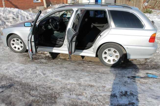 BMW 5-Series, 2001 год, 435 000 руб.