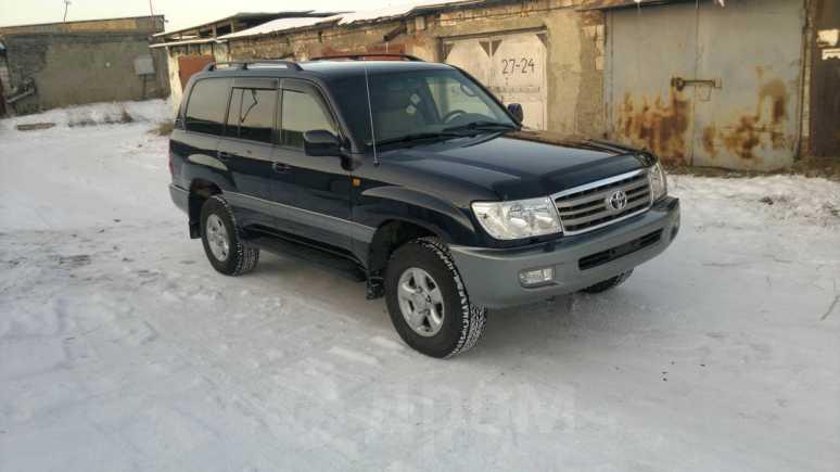 Toyota Land Cruiser, 1999 год, 640 000 руб.