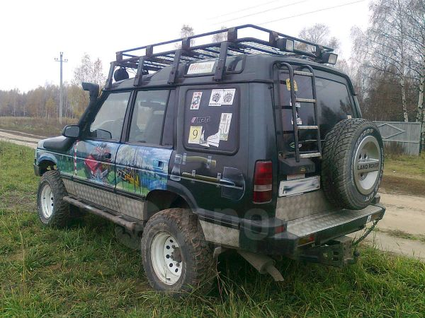 Land Rover Discovery, 1998 год, 400 000 руб.