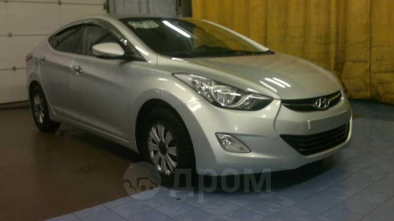 Hyundai Avante, 2011 год, 698 000 руб.