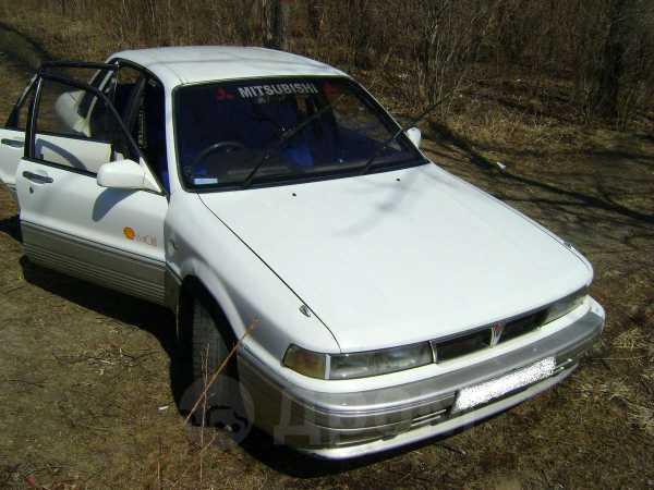 Mitsubishi Galant, 1991 год, 120 000 руб.