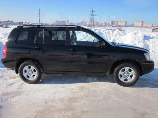 Toyota Highlander, 2003 год, 633 333 руб.
