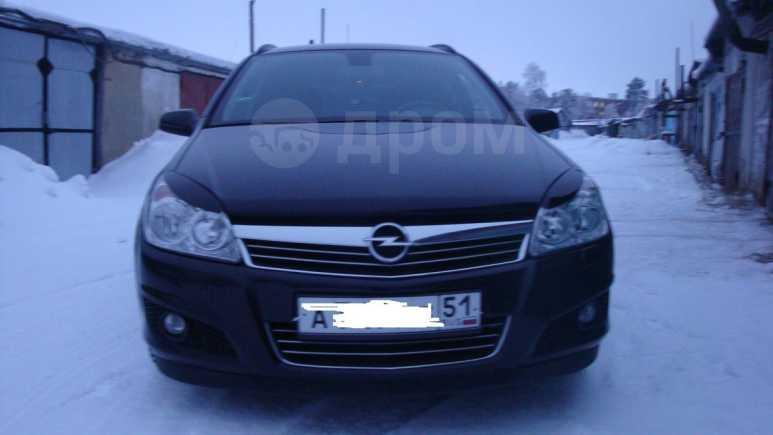 Opel Astra, 2008 год, 475 000 руб.
