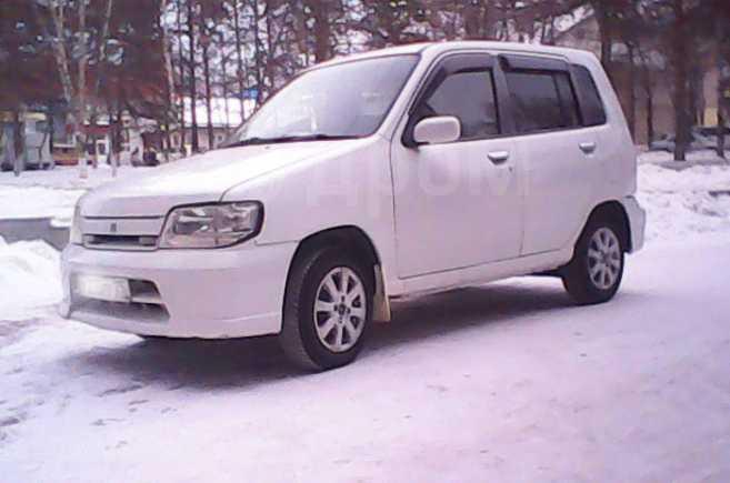 Nissan Cube, 2001 год, 155 000 руб.