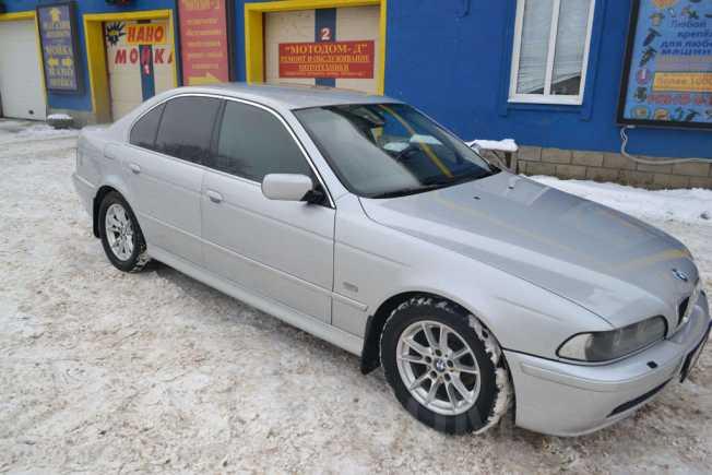BMW 5-Series, 2002 год, 439 000 руб.