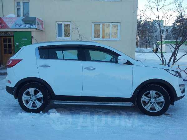 Kia Sportage, 2011 год, 960 000 руб.