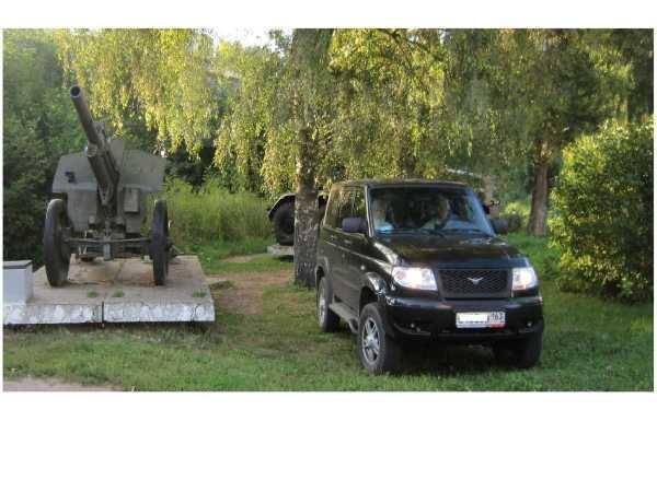 УАЗ Патриот, 2011 год, 560 000 руб.