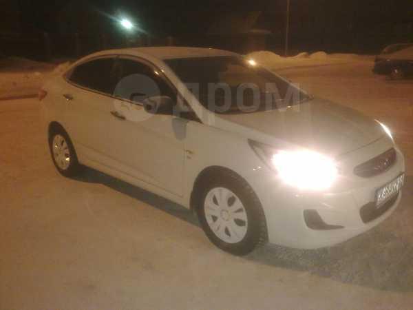 Hyundai Solaris, 2011 год, 495 000 руб.